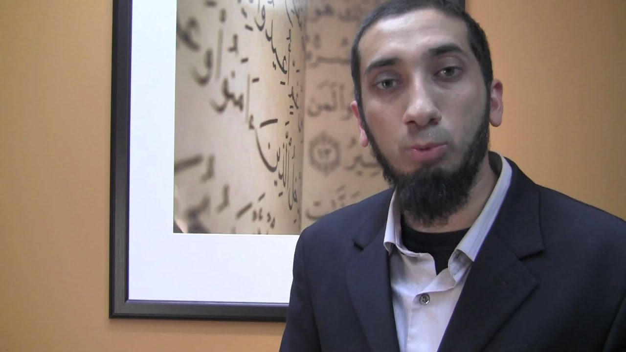 When they insult our Prophet (peace be on him) - Nouman Ali Khan