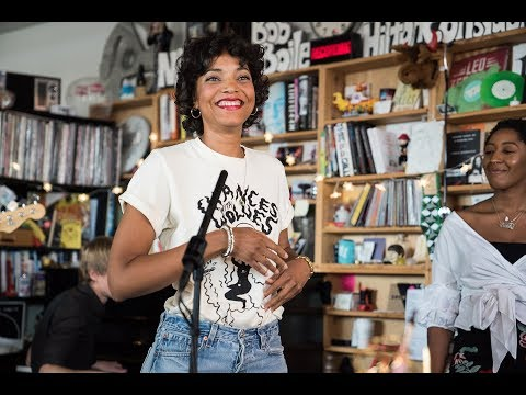 Alice Smith: NPR Music Tiny Desk Concert