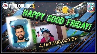 ~4 Billion From Lottery!~ Good Friday Lottery 2019 Opening - FIFA ONLINE 3 - YouTube