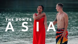 ❌13 STARTLING Things Not To Do In ASIA