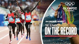 Kenyas unmatched Steeplechase Record   The Olympics On The Record