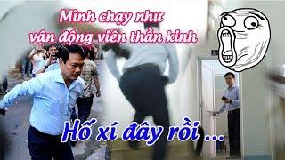 """Vì sao Nguyễn Hữu Linh """"bỏ chạy thục mạng"""" trốn vào toilet trước phiên xử ngày 25/06 ?"""