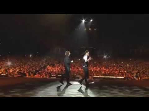 Baixar Axel y David Bisbal Digale en vivo Estadio Velez 2012