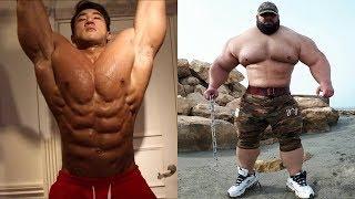 Những Người Khổng Lồ Hulk Ngoài Đời Thực. Bạn Sẽ Không Bao Giờ Muốn Gây Sự !