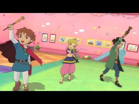 Ni No Kuni: Wrath Of The White Witch - Mummy's Tummy [39] - Smashpipe Games
