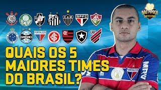 WP9, os maiores times do Brasil e a melhor torcida do país - Não Pipoca #5