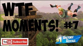 *NEVER* OPEN THIS CHEST! - Fortnite Funny Fails and WTF Moments! #7 (Daily Moments)