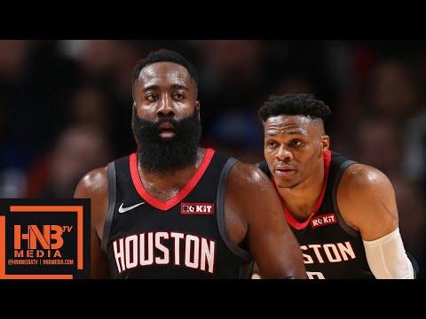 Houston Rockets vs Chicago Bulls - Full Game Highlights | November 9, 2019-20 NBA Season