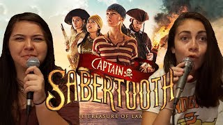 CAPTAIN SABERTOOTH AND THE PIRATE LORE