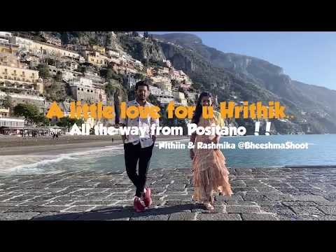Hrithik-Roshan--039-s-The-Ghungroo-step-by-Rashmika-and-Nithin
