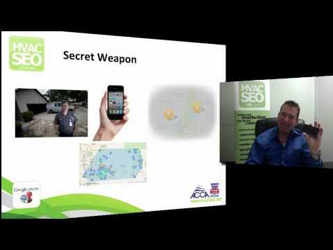 HVAC SEO Internet Marketing Presentation for AC Repair Contractors