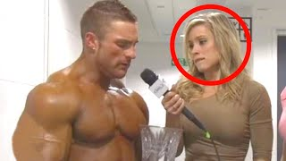 20 FUNNY MOMENTS WITH REPORTERS IN SPORTS
