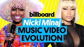 Nicki Minaj Music Video Evolution: 'Massive Attack' to Ariana Grande Collab 'Bed' | Billboard