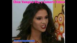 Chica vampiro- Voy a comerte entero