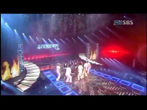 Shinhwa 신화 - Your Man - 040606 SBS Inkigayo