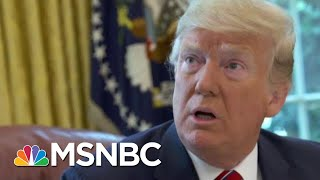 President Trump: If Foreigners Offered Info For 2020, 'I Think I'd Take It' | Hardball | MSNBC