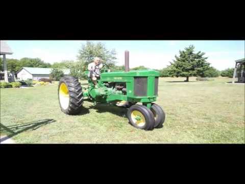 John Deere 70 tractor for sale | no-reserve Internet auction September 28, 2016