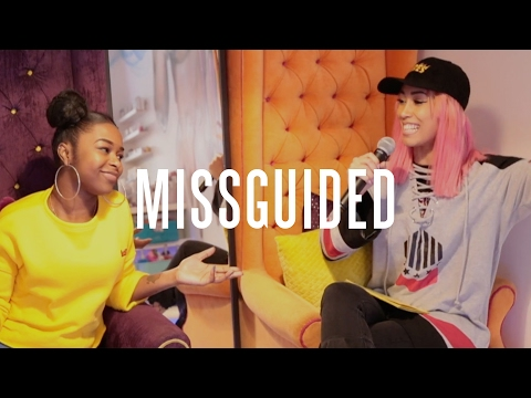 Snoochie Shy Interviews Nadia Rose | Missguided Discovered