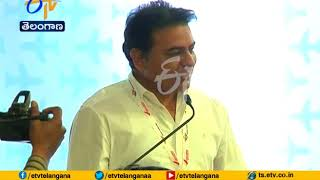 Ashok Gajapati Raju is an Exciting Politician- KTR..