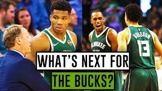 What's Next For The Milwaukee Bucks?