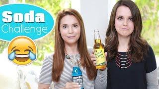 SODA CHALLENGE!