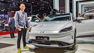 XPeng G3 2019 - Chiếc Tesla Trung Quốc giá chỉ dưới 500 triệu | XE HAY
