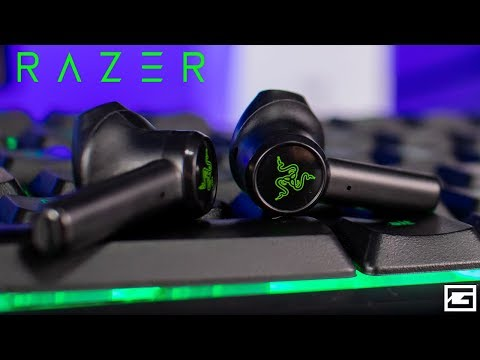 video Razer Hammerhead True Wireless Bluetooth Earbuds: A Complete Review