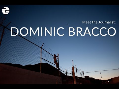 Meet the Journalist: Dominic Bracco