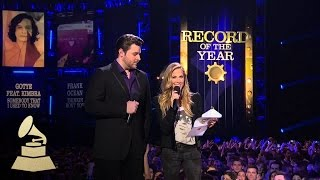 55th GRAMMY Awards - Record Of The Year Nominees   GRAMMYs