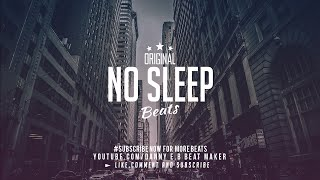 "FREE ""No Sleep"" - Hard Trap Hip Hop Beat Instrumental (Prod: dannyebtracks)"