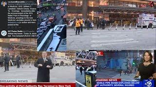 [17/12/11] New York - Bomb exploded