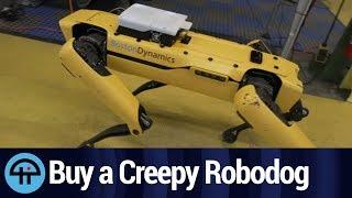 Boston Dynamics to Sell Spot Mini in 2019