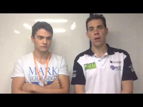 Brasileiro de Turismo: Pedro Saderi e Mauri Zaccarelli falam sobre etapa de Goiânia