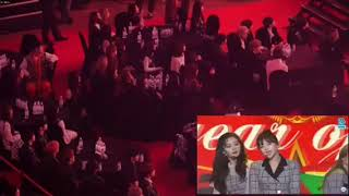 Stray Kids, Izone, Seventeen and more react to TWICE - YES OR YES   Gaon Charts Award