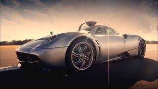 Pagani Huayra   Richard Hammond reviews   Top Gear Series 19   BBC