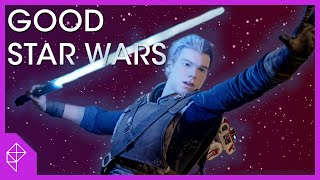 We figured out how to do a good Star Wars