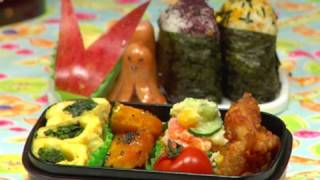 How to Make Bento (Perfectly Balanced Bento Recipe for Lunch Box Meal) | Cooking with Dog