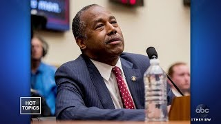 """Ben Carson Confuses """"REO"""" With """"Oreo"""" 