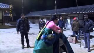 jang ok jung making hug scene