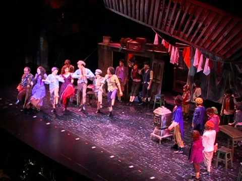 Musical Oliver!. Nueva Temporada desde 27 de Agosto de 2010
