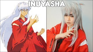 InuYasha Characters In Real Life