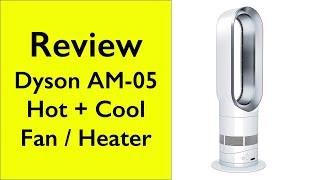 Review Dyson Hot + Cool fan heater