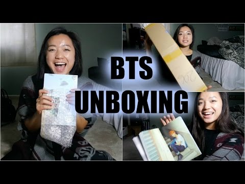 BTS (방탄소년단) - The Most Beautiful Moment In Life (Pt. 2) ♡ [UNBOXING]