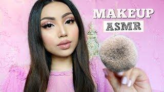 Doing your Makeup ASMR Style