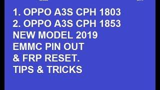 cph1803 Oppo A3s password lock pin lock unlock by online oppp