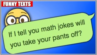 If I tell you math jokes... | Funniest Autocorrect Fail!