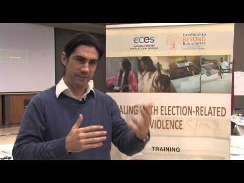 LEAD training by Alonso Muñoz (UPEACE): the advantages of e-Learning