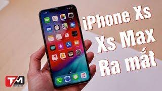 iPhone Xs - Xs Max: Càng to càng nhiều tiền