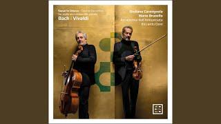 Concerto in D Minor, BWV 1060: II. Adagio