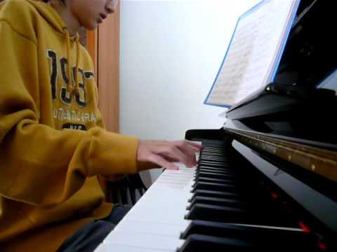 Hear Me Cry (True True) piano cover - Yoshiki (Cagnet)